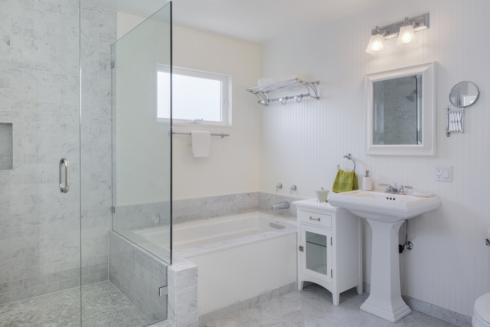 Our bathroom remodeling contractors are seasoned professionals at all types of home bathroom renovations, including small bathroom remodels. Serving clients in Randolph, Morristown, Denville, Rockaway, Parsippany, Morris Plains, Mount Olive, Flanders, and Sparta, New Jersey.