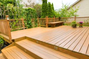 Deck remodeling contractor