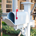 Mailbox repair completed