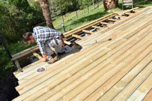 Deck Repairs to tackle before Spring