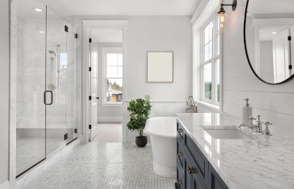 The master carpenters and tilers at Pink Hammer can handle any home remodeling project like kitchen remodels and bathroom remodels.