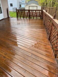 Prep Your Deck for Warm Weather Fun