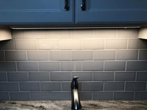 Kitchen backsplash Boonton