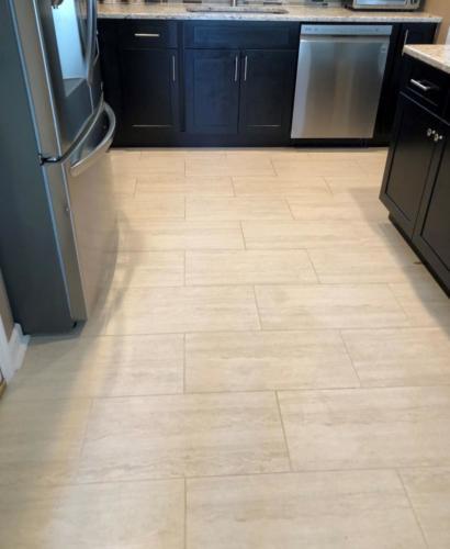 Kitchen floor West Orange