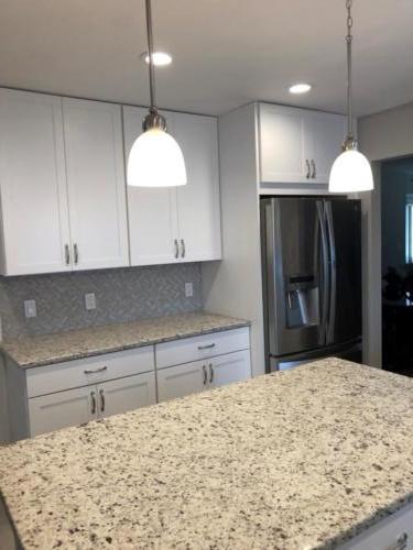 Kitchen island Rockaway