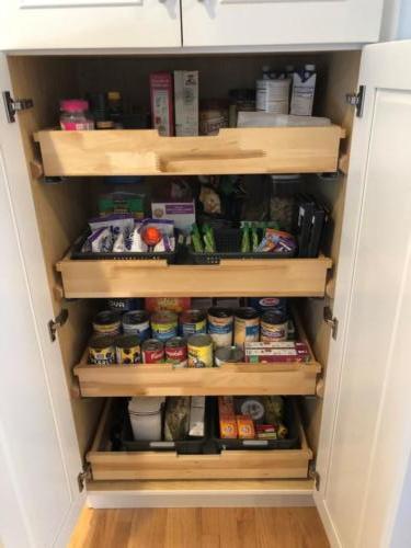 Kitchen pantry rollouts Morris Plains