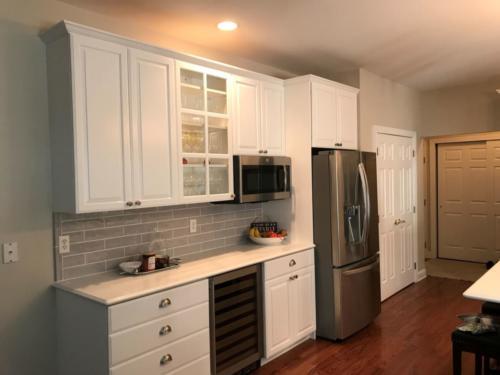 Kitchen remodel Denville