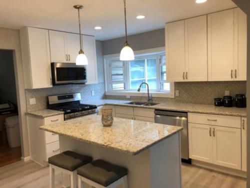 Kitchen remodel Rockaway