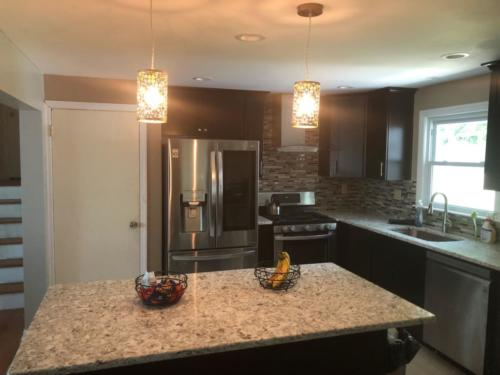 Kitchen remodel West Orange