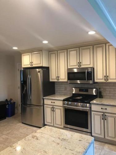 Kitchen update Cedar Grove